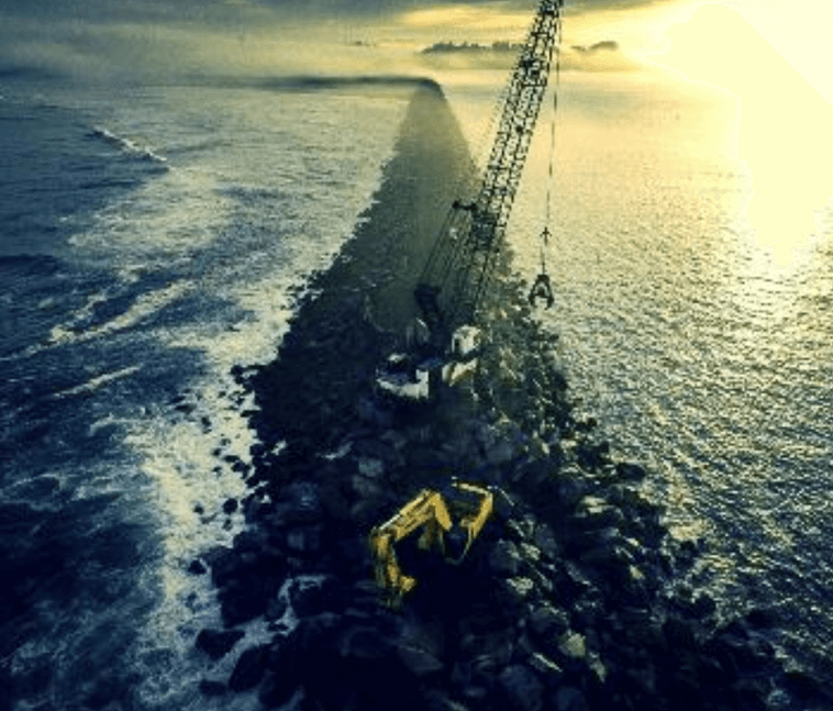 North Jetty Critical Repairs Project image thumbnail