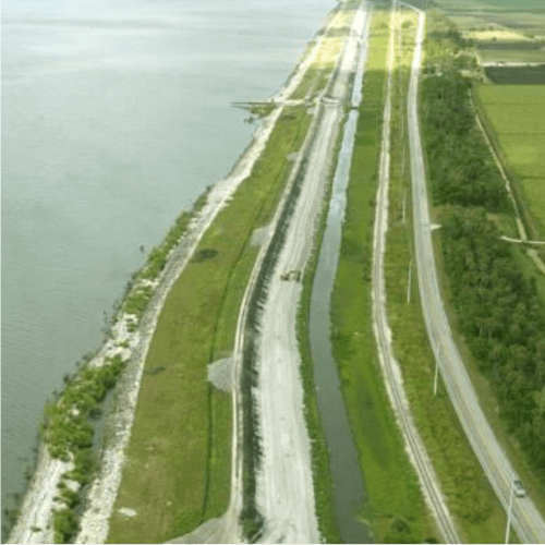 Herbert Hoover Dike Repair and Rehadbilation, Reach 1, Subreach A image thumbnail