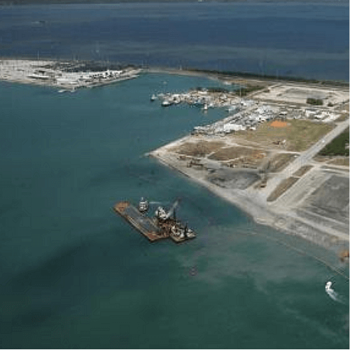 Port Canaveral Interim Corner Cutoff Project image thumbnail