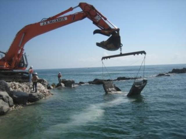 North Jetty Rehabilitation Project image thumbnail