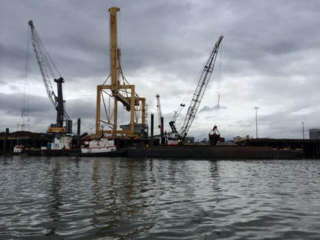 Port of Longview Maintenance Dredging Project image thumbnail
